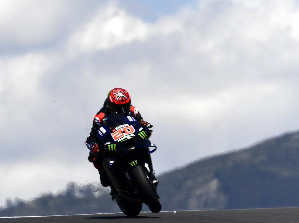 Tonton Lagi Siaran Ulang Kualifikasi MotoGP Spanyol 2021