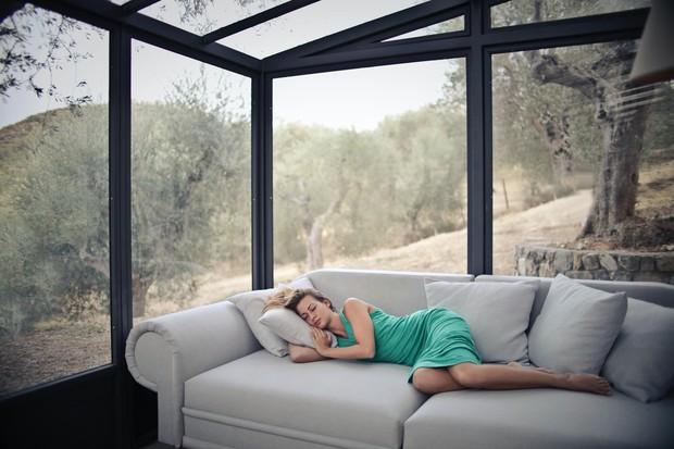 Tidur siang untuk meningkatkan imunitas.