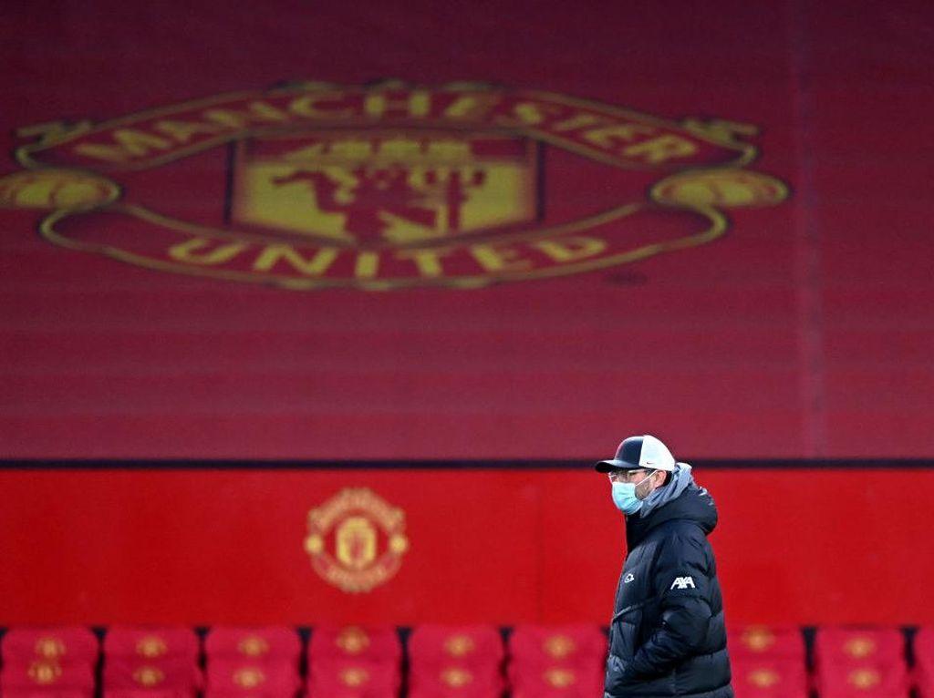 MU vs Liverpool: Klopp Cari Kemenangan Pertama di Old Trafford