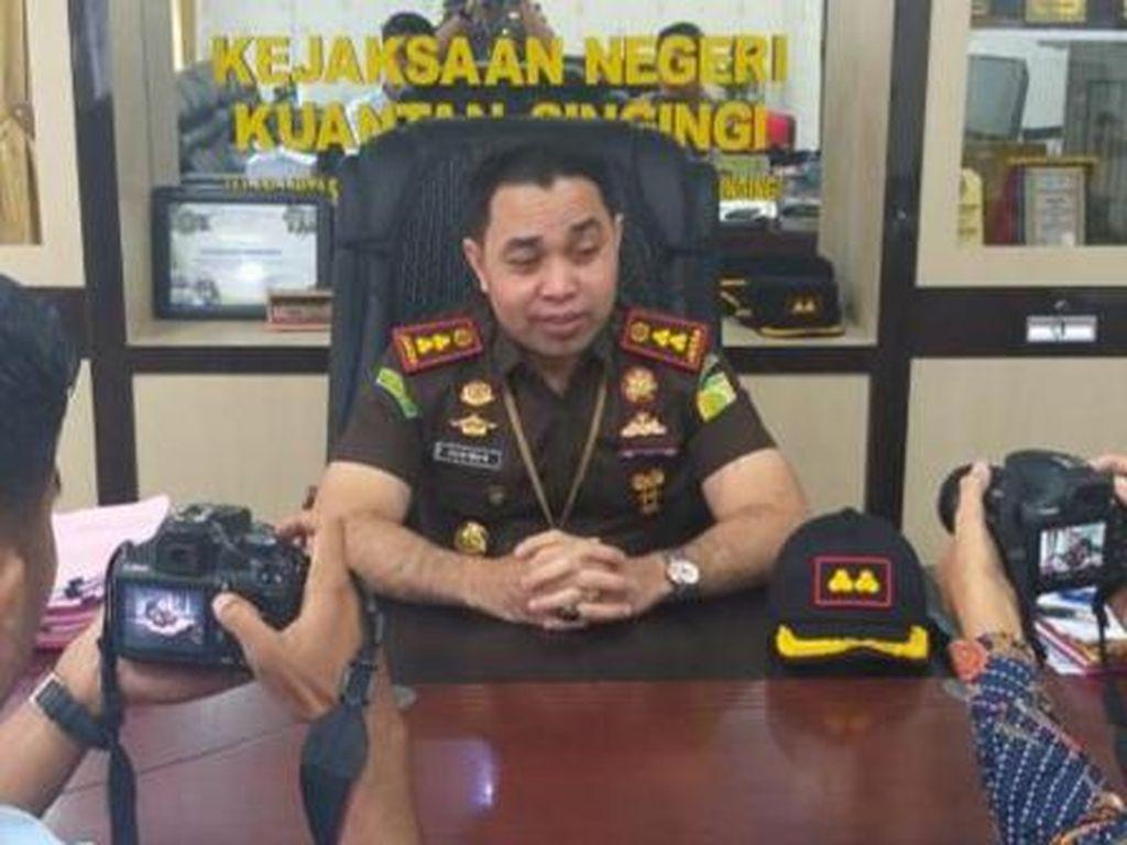 Bupati Terpilih Kuansing Tak Hadir Pemeriksaan Dugaan Korupsi Rp 1,5 M