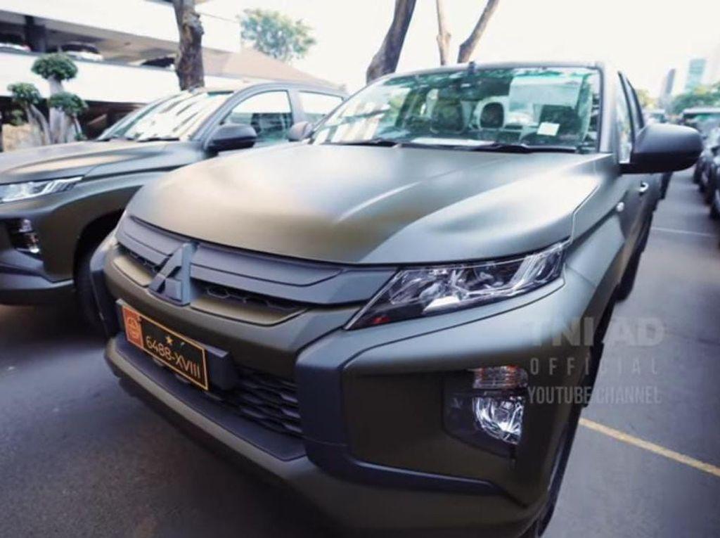 KSAD Jenderal Andika Bagikan 547 Motor-Mobil Dinas untuk Prajurit