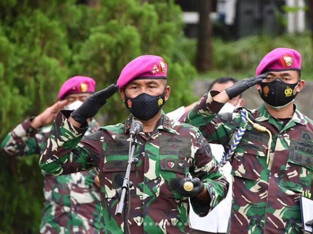 Dankormar Bantah Isu Denjaka Dilibatkan Tumpas KKB Teroris Papua