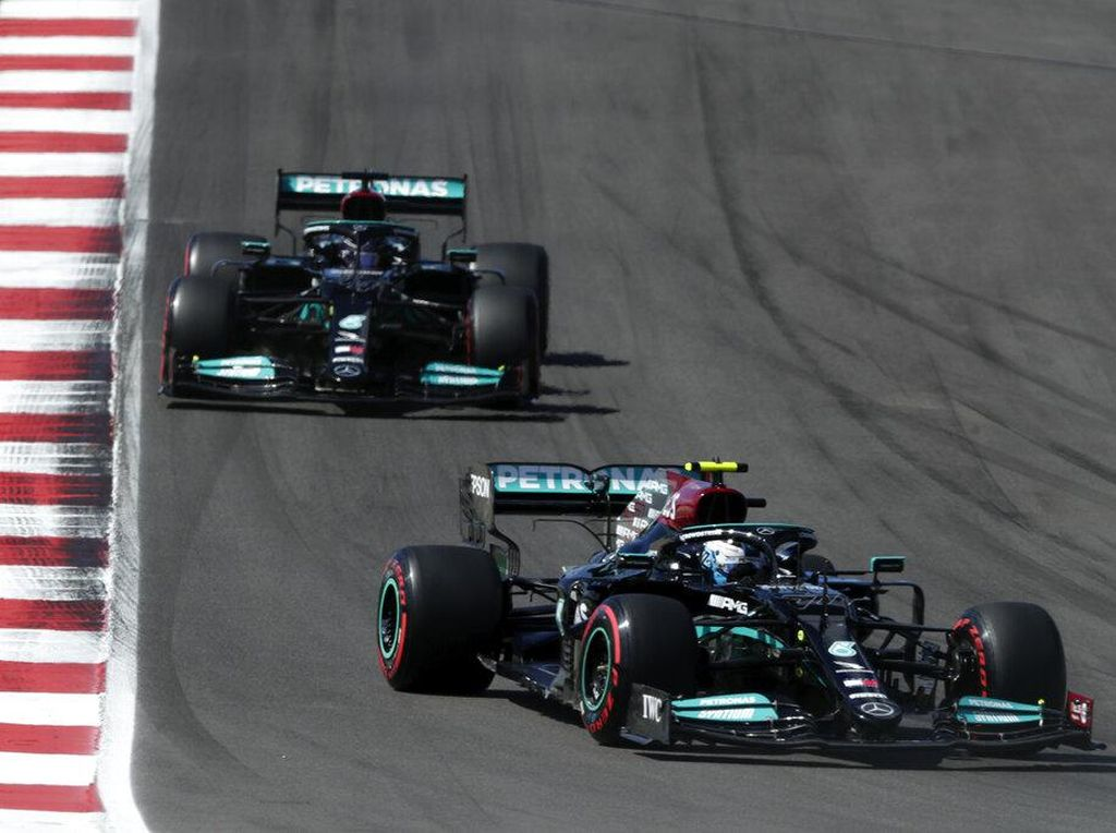 Kualifikasi F1 GP Portugal 2021: Kalahkan Hamilton, Bottas Pole