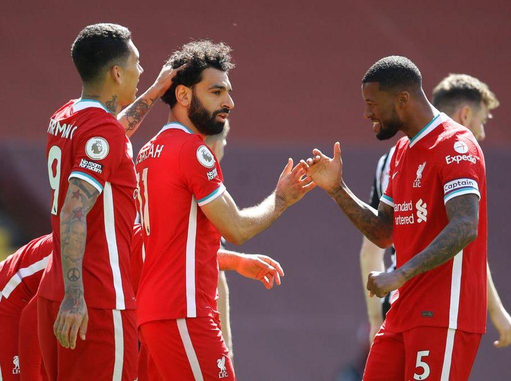 MU Terkuras di Liga Europa, Liverpool Tak Diuntungkan Kok!