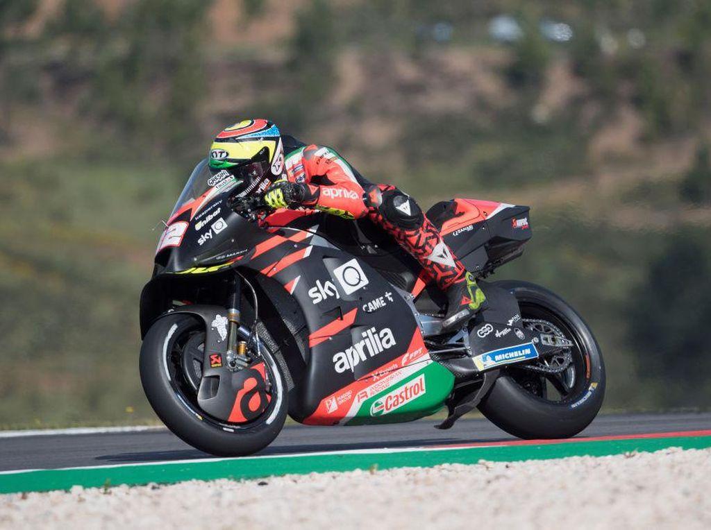 Espargaro Tak Yakin Dovizioso Gabung Aprilia di MotoGP 2022