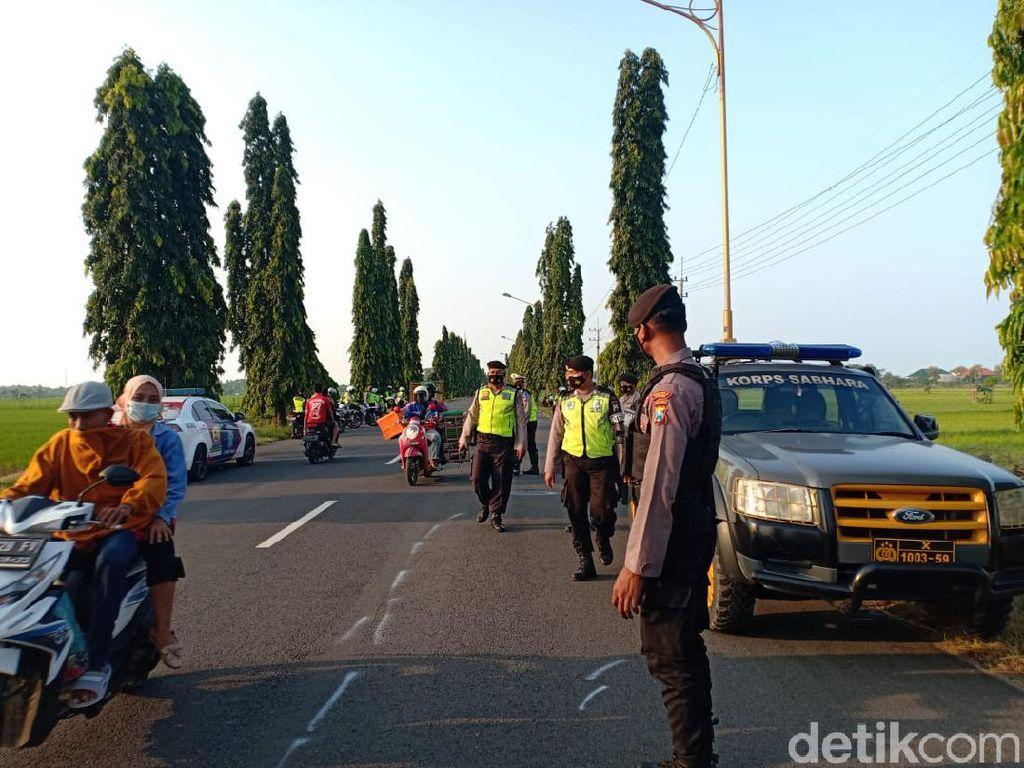 Dua Titik Penyekatan di Tuban Bakal Halau Pemudik di Jalur Pantura