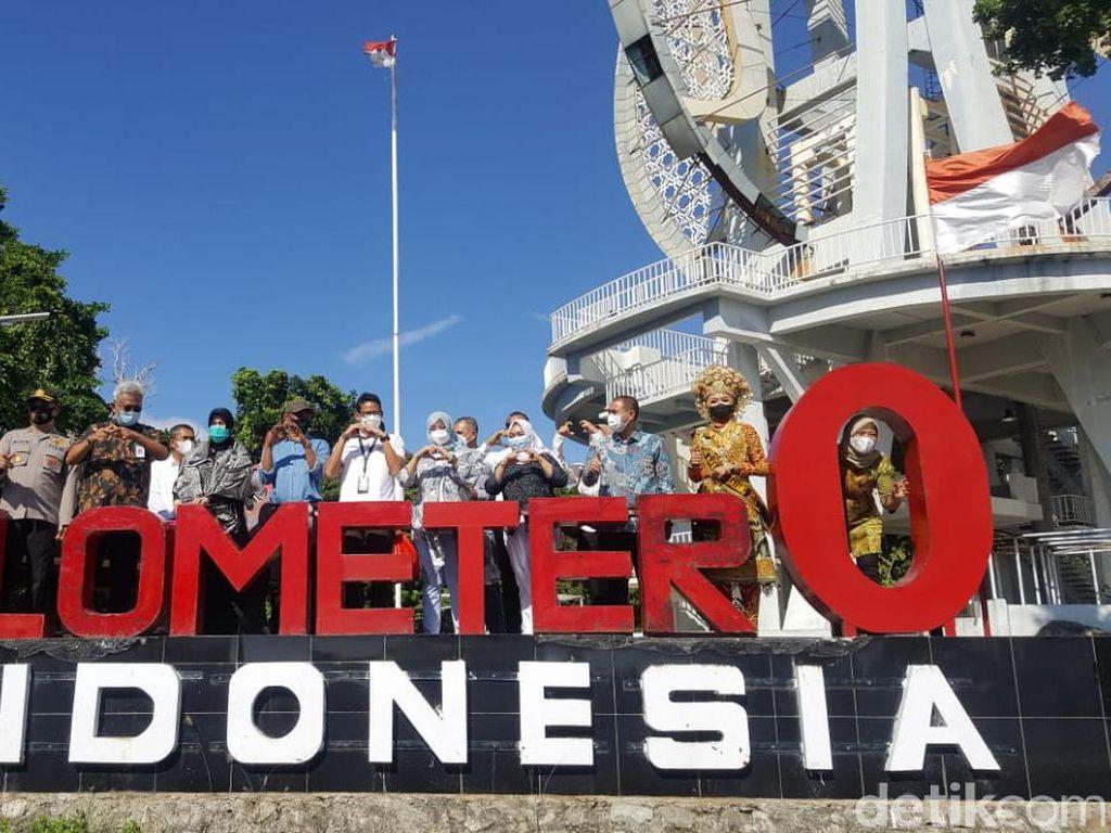 Sandiaga: Belum Bisa Disebut Tokoh Nasional kalau Belum ke Km 0 Indonesia