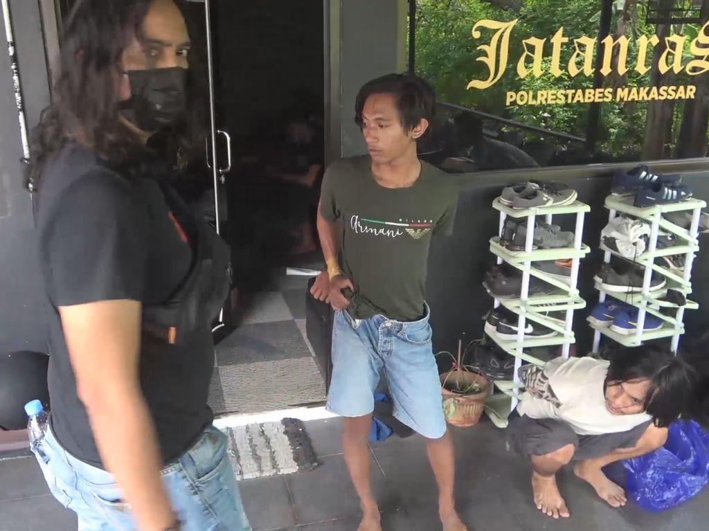 Wanita di Makassar Dirampok Oknum Ojol Lalu Diceburkan ke Kanal