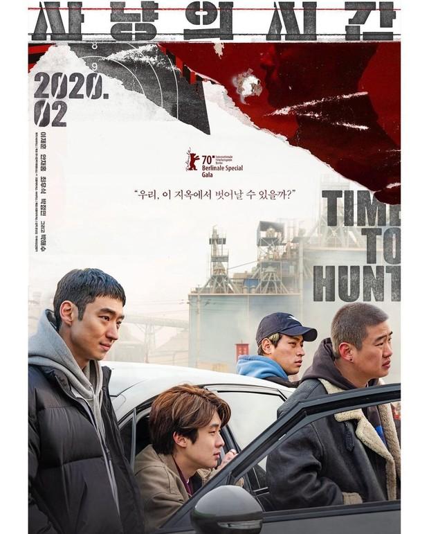 Sukses membintangi deretan film dan drama Korea.