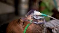 Dokter India Laporkan Jamur Hitam yang Buat Penyintas COVID-19 Buta