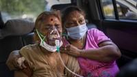 Krisis Obat, India Pakai Obat Kanker Eksperimental untuk Pasien COVID-19