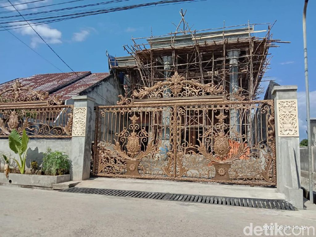 Rumah Mewah Pelaku Antigen Bekas dalam Radar Polda Sumatera Utara