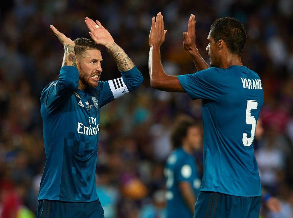 Kans Real Madrid Pegang Kendali Usai Barca Vs Atletico Seri
