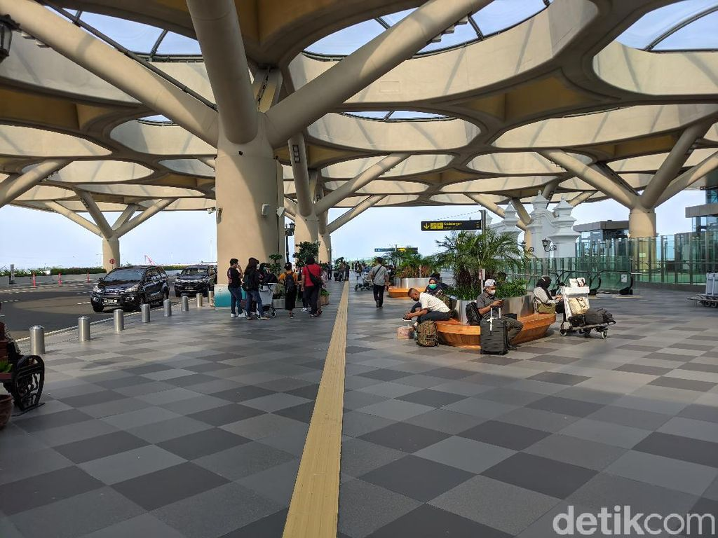 Jelang Larangan Mudik, Jumlah Penumpang Bandara Kulon Progo Meningkat