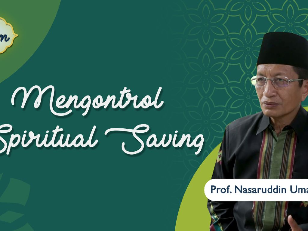 Mengontrol Spiritual Saving