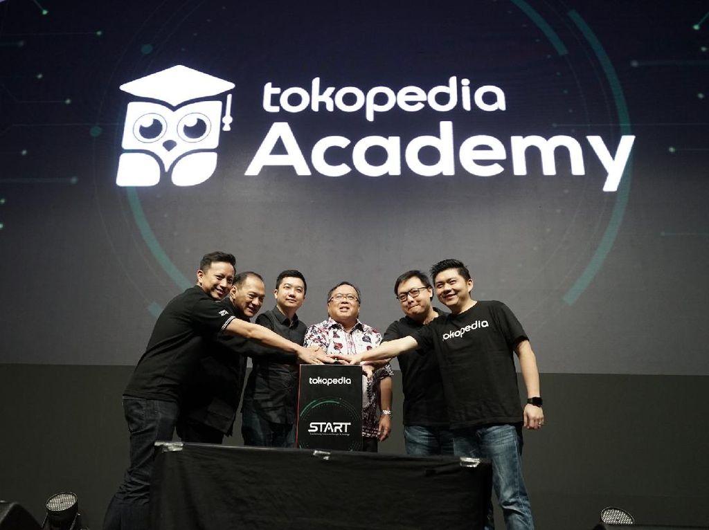 Tokopedia Ungkap 5 Program Pengembangan Talenta Digital RI