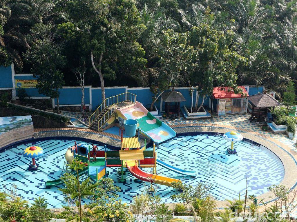 Anak Raja, Resort Berkonsep Waterpark untuk Keluarga