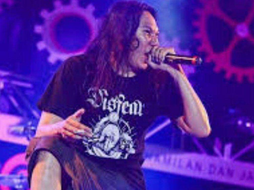 Vokalis Deadsquad Daniel Mardhany Tersangka Kasus Narkoba dan Ditahan