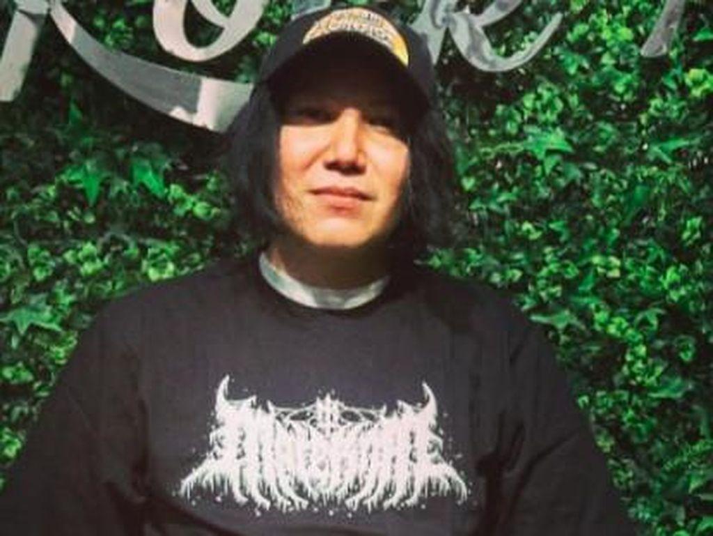 Profil Daniel Mardhany, Vokalis Deadsquad yang Ditangkap Narkoba