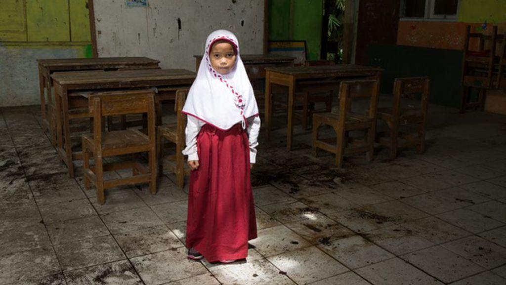 Dorong Wujudkan Pendidikan Dasar yang Aman dan Lebih Baik