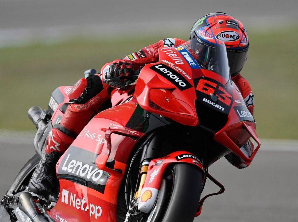 Klasemen MotoGP 2021: Francesco Bagnaia Geser Fabio Quartararo