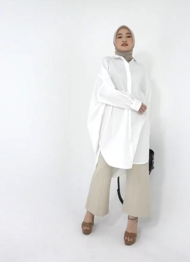 Ide OOTD Untuk Bukber Ala Kiara Leswara/instagram.com/kiaraleswara