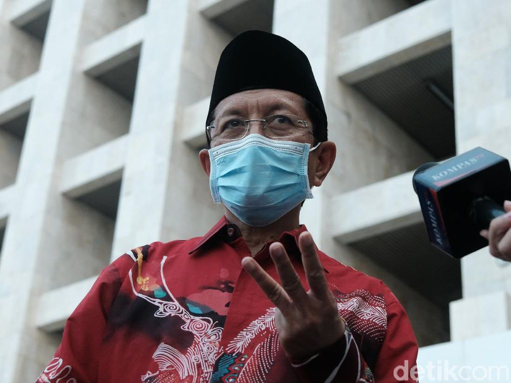 Imam Besar Masjid Istiqlal Harap Sholat Idul Adha Dapat Digelar Normal