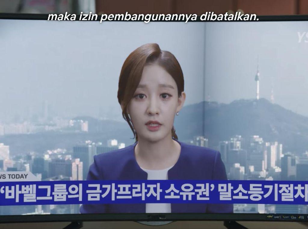 Jadi Cameo Vincenzo, Netizen Histeris Lihat Kakak Chanyeol EXO yang Cantik