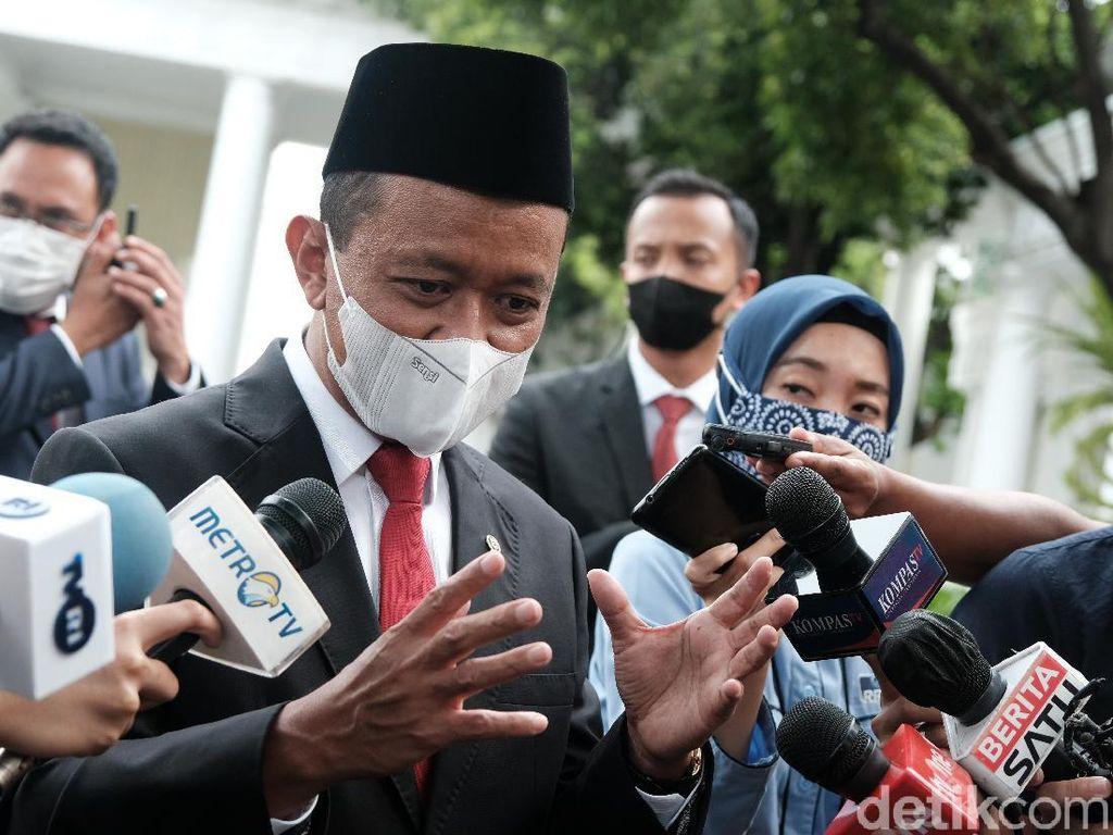 Rapat Perdana di DPR Sebagai Menteri, Bahlil Ungkap Bedanya dengan Kepala BKPM