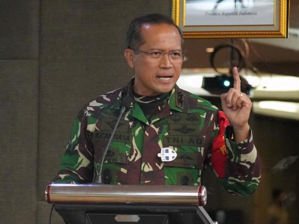 Gelar FGD, Pangdam XVIII/Kasuari Ingatkan Ancaman Radikalisme di Kampus