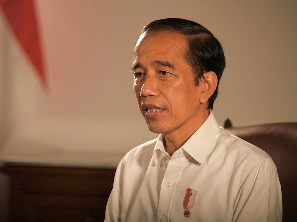Anggota DPR Bela Jokowi soal Pidato Bipang Ambawang
