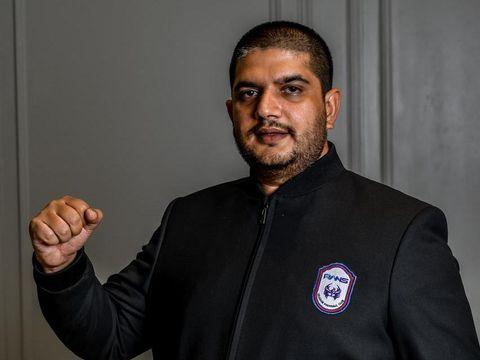 Wakil Presiden Rans Cilegon FC, Rajiv.