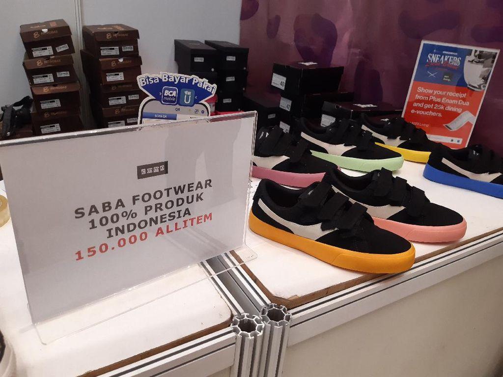Mau Beli Sneakers Lokal? Cek Nih Harganya