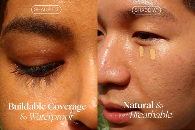 Spotless Serum Concealer waterproof dan breathable/instagram.com/madformakeup.co