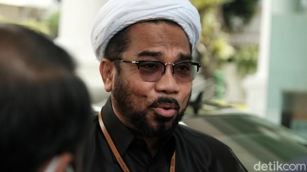Tenaga Ahli Utama KSP Ali Mochtar Ngabalin