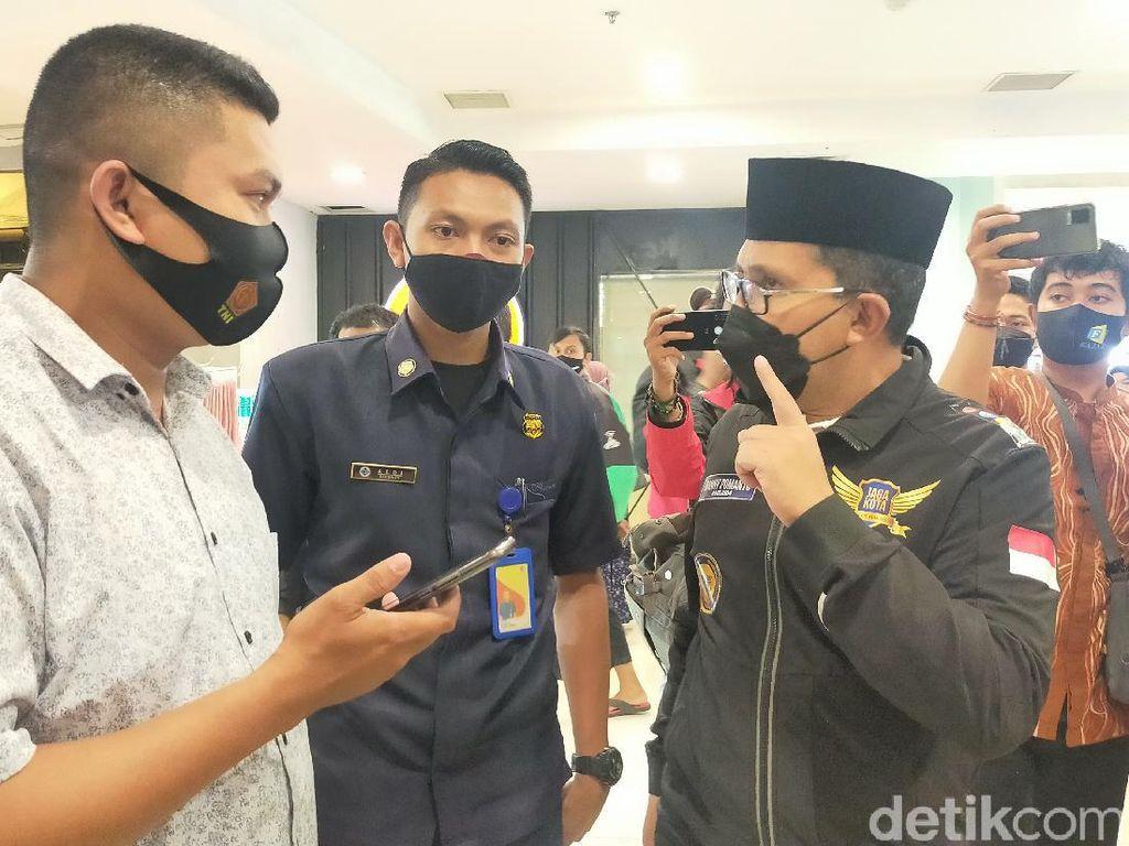 Walkot Makassar Ngamuk di Mal, Lihat Kerumunan Tanpa Prokes