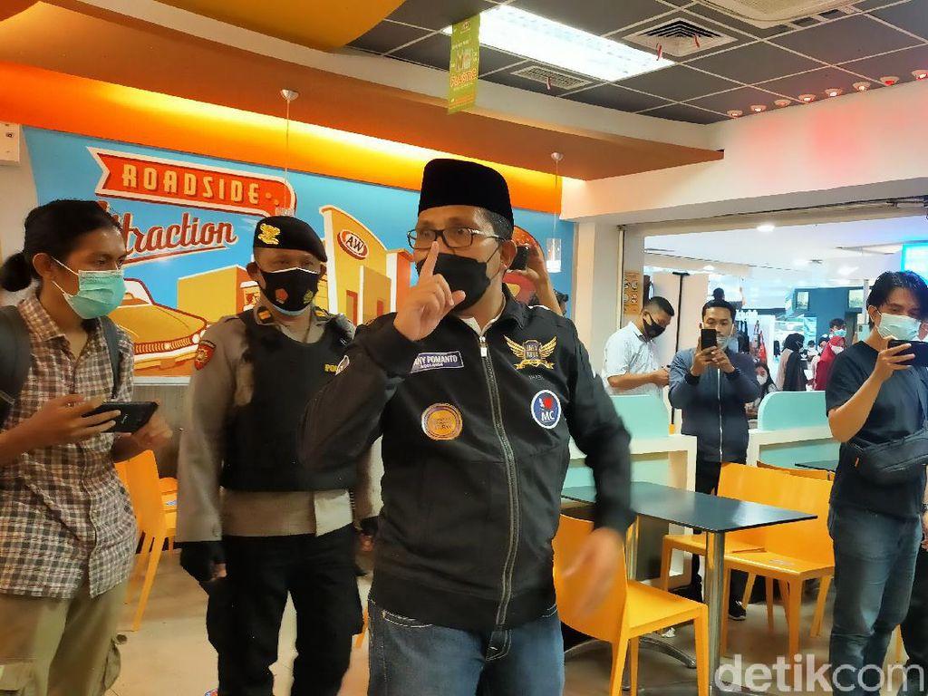 Wali Kota Makassar Ngamuk di Mal Lihat Kerumunan Tanpa Prokes!