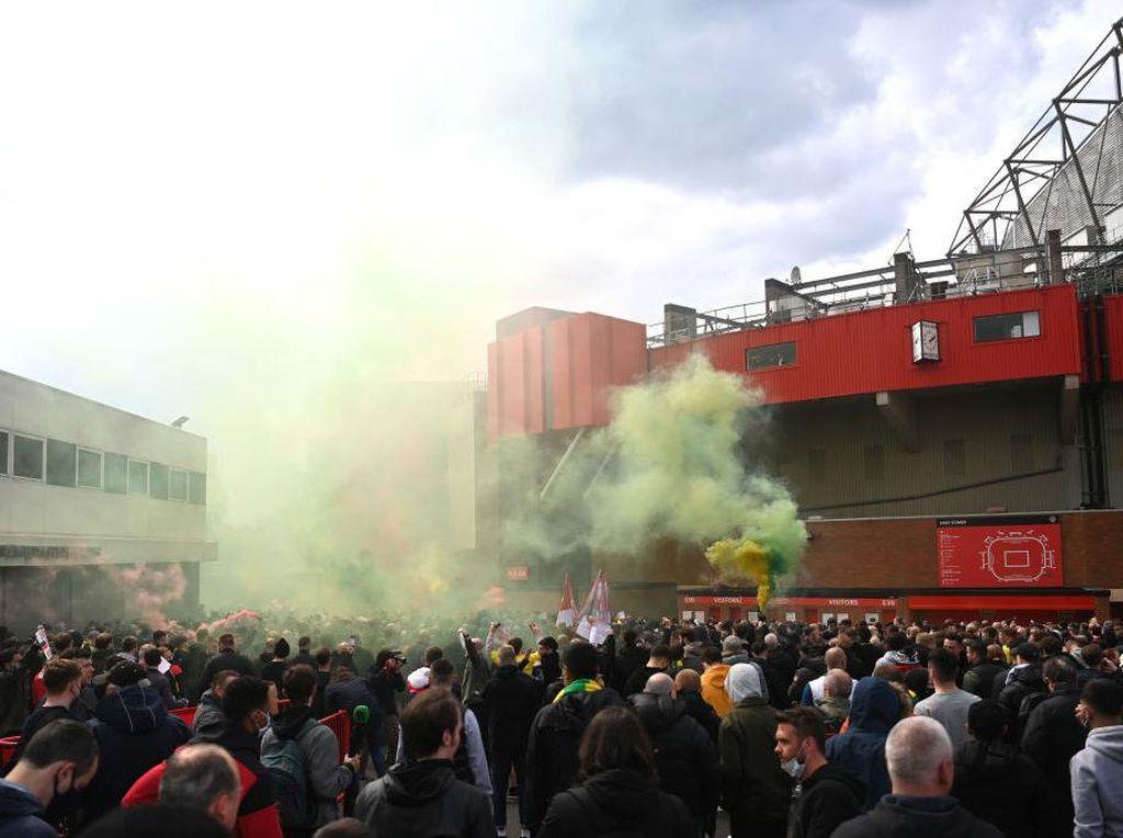 MU Vs Liverpool Ditunda, Ini Tanggapan Kubu The Reds