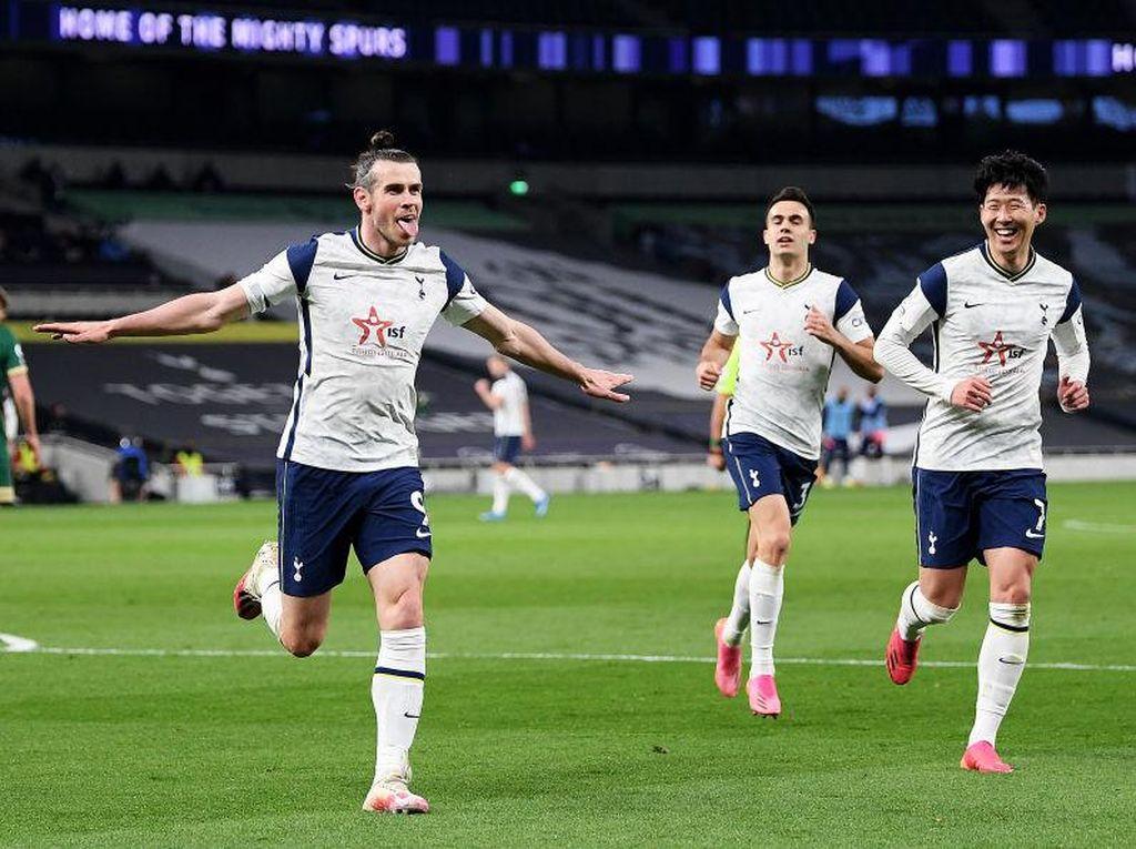 Tottenham Vs Sheffield: Bale Hat-trick, The Lilywhites Menang 4-0