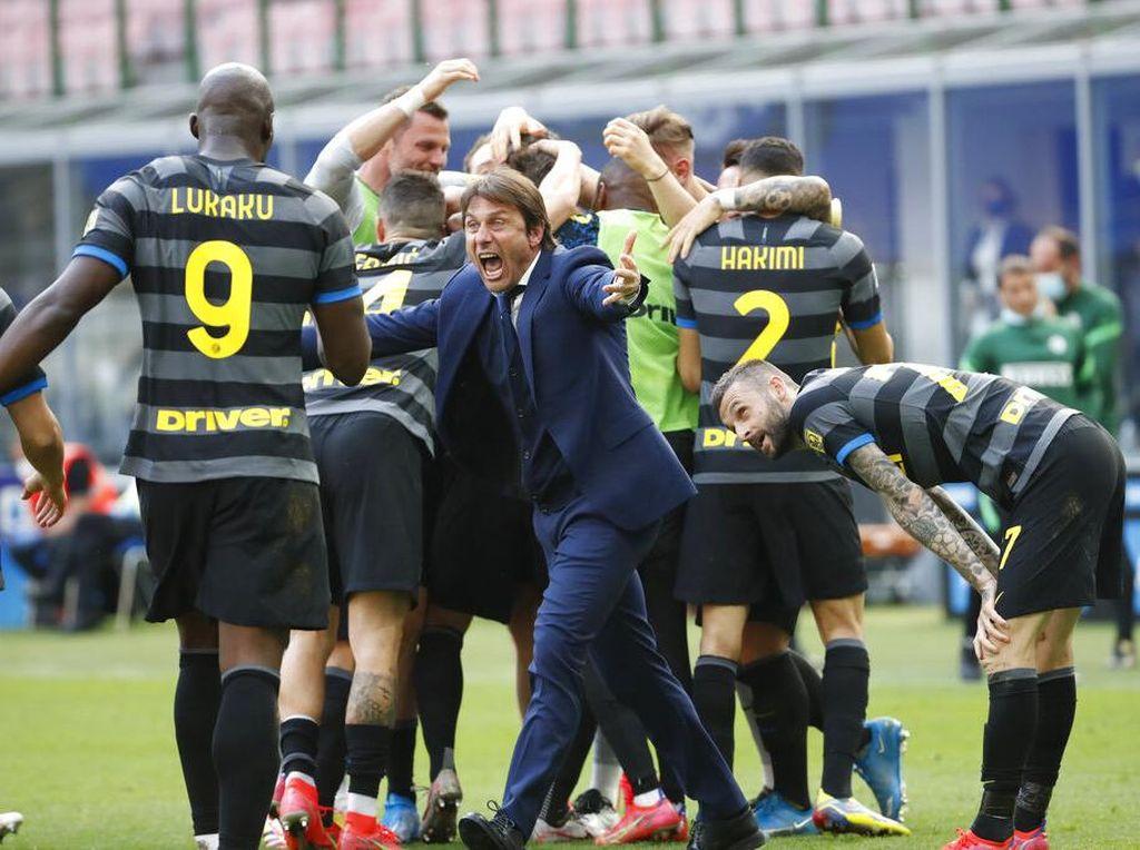 Shevchenko: Conte Bawa Inter Naik Level