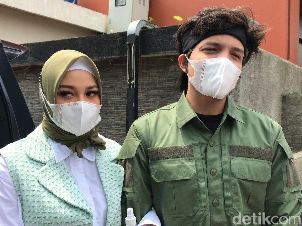 Aurel Hermansyah Jawab Kabar Hamil