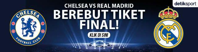 Banner Chelsea Vs Madrid