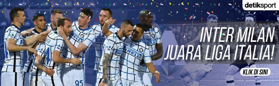 Banner Inter Juara Serie A