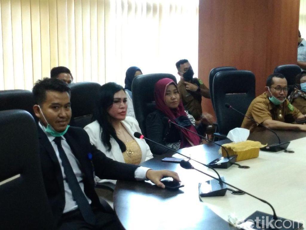 Gelar Mediasi, DPRD Medan Minta PPNI-Ratu Entok Berdamai
