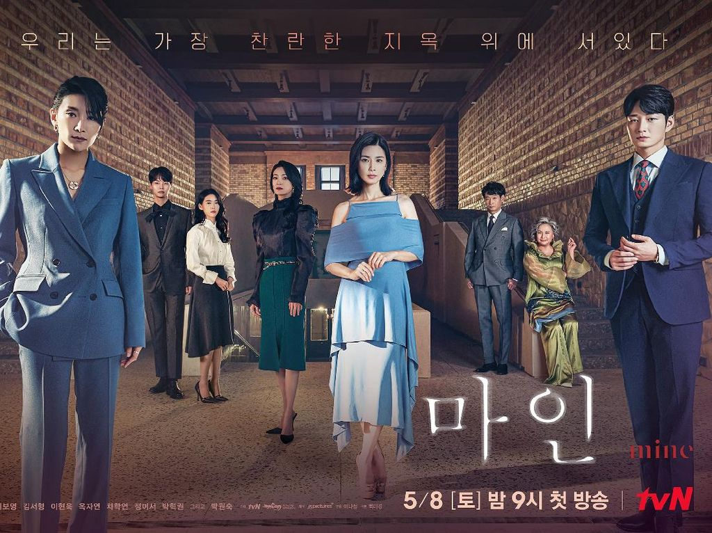 Kehebohan Kopiko Muncul Lagi di Drama Korea Mine
