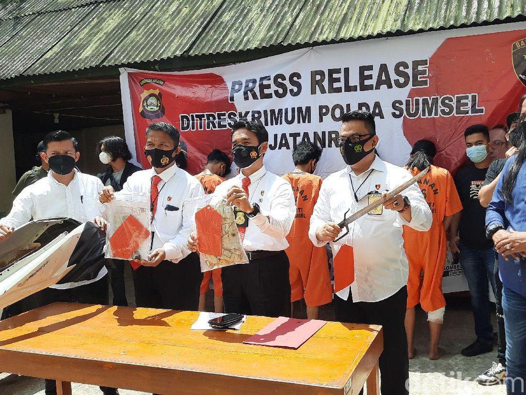 Waspada! Ada Begal Sadis di Palembang, Pelaku Pura-pura Tawuran
