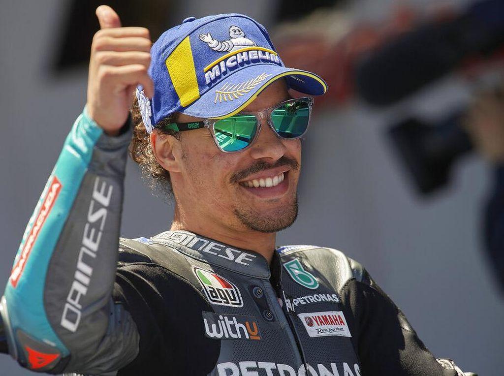 Hasil Modif Magic Bawa Franco Morbidelli ke Podium MotoGP Spanyol