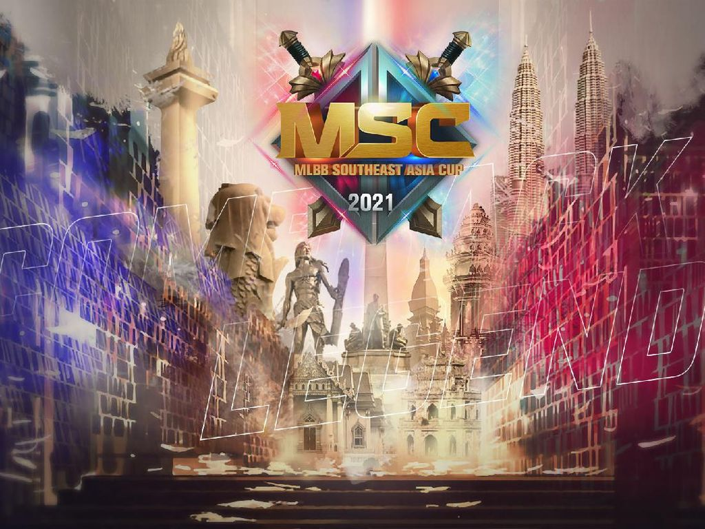 Ini Wakil Indonesia di Mobile Legend MSC 2021