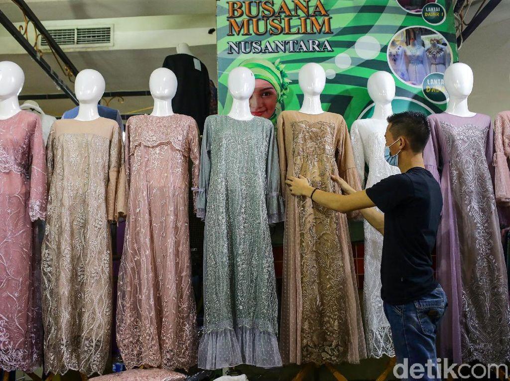Ini Dia Model Busana Muslim Paling Diburu di Thamrin City