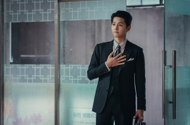 Zodiak Song Joong Ki